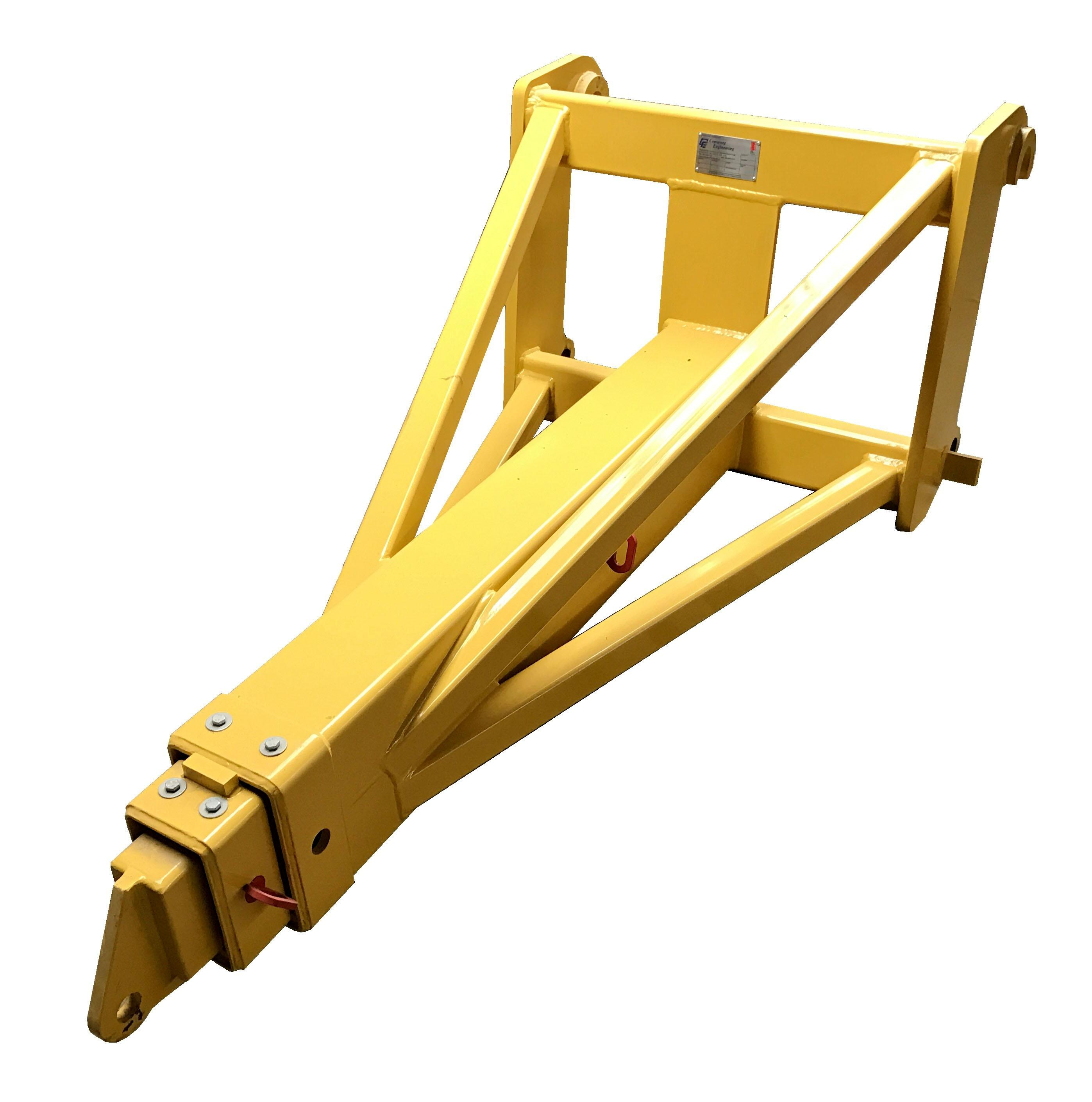 Contatore Engineering Crane Jibs