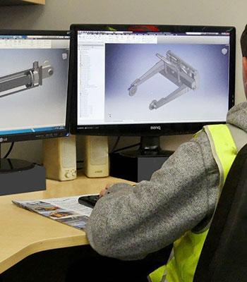 Engineering and design at Contatore Engineering Australia