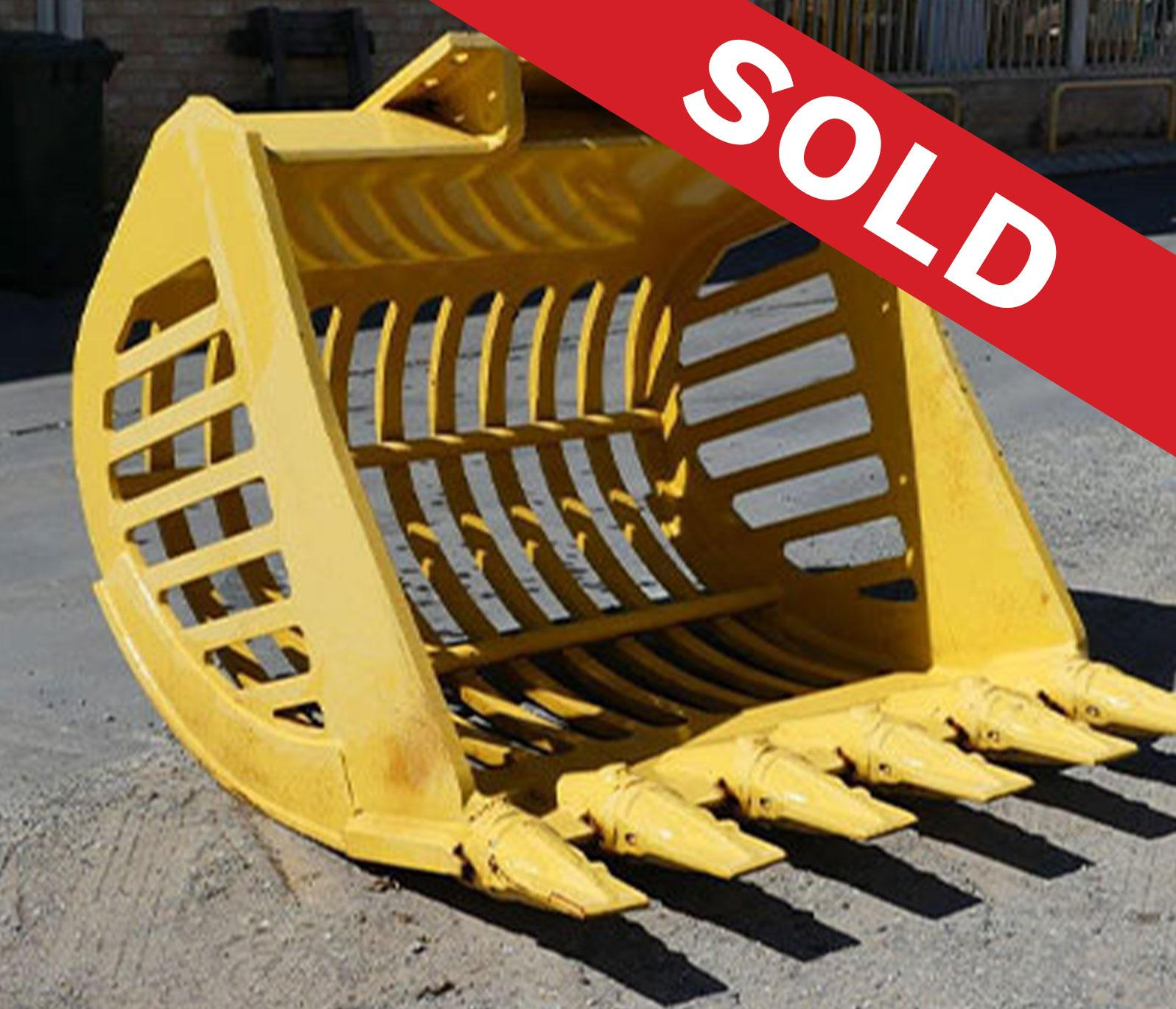 Skeleton Bucket to suit Komatsu PC300 at Contatore Engineering SOLD